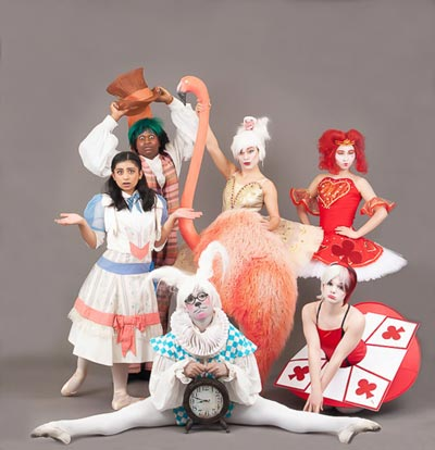 "Axelrod Contemporary Ballet Theater Presents ""Alice In Wonderland"""