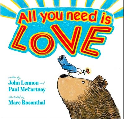 """All You Need Is Love"" Comes To Life In New Picture Book For Children"