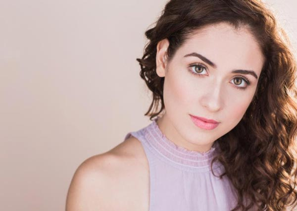 New Jersey Actress & Singer Allison Strong To Receive 2019 Rising Star Award At Garden State Film Festival