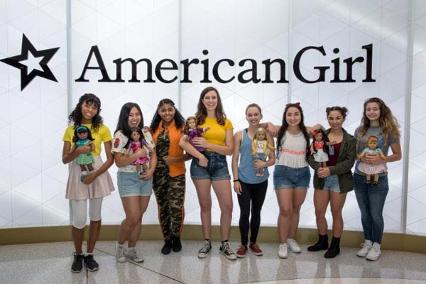American Girl Live: An Interview With Laila E. Drew and Shelby Miguel