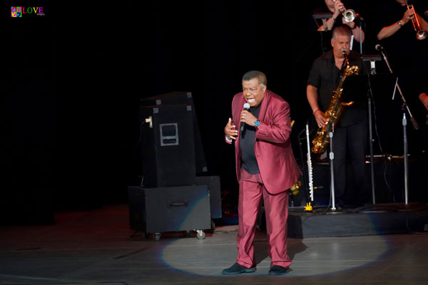 Little Anthony and the Imperials LIVE! at the PNC Bank Arts Center