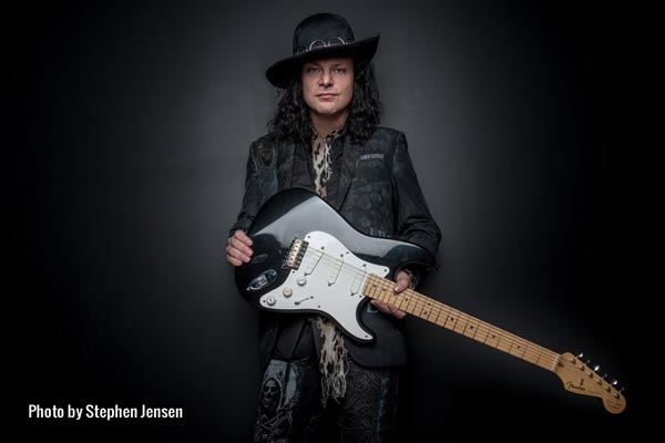 Anthony Gomes: Canadian Bluesman