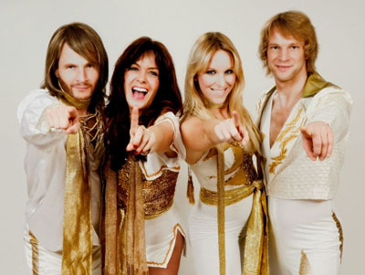 """The Newton Theatre Presents Arrival performing """"The Music of Abba"""""""