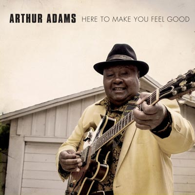 Celebrated Blues Veteran Arthur Adams Releases New Album, Announces Farewell Tour