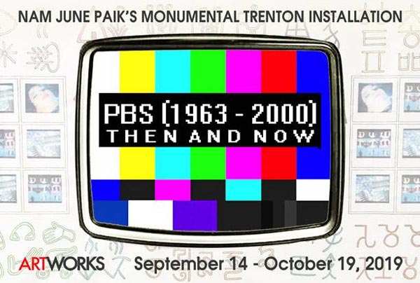 "Artworks Presents ""PBS (1963-2000), Then and Now"""