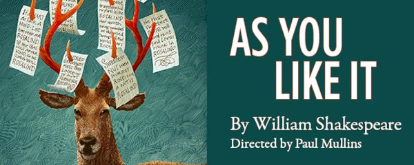 """The Shakespeare Theatre of NJ Presents """"As You Like It"""""""