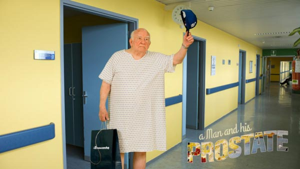 """Grunin Center Presents """"A Man And His Prostate"""" With Ed Asner"""