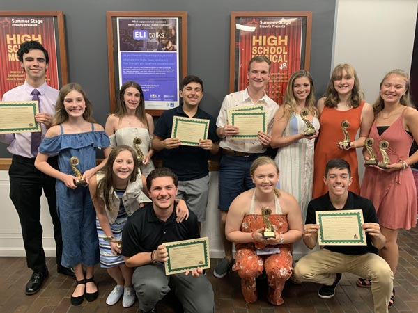 Aspire Performing Arts Company Receives 12 Awards and 26 Additional Nominations From National Youth Arts