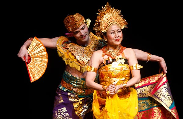 BALAM Dance Theatre Presents Dances of Love: East and West