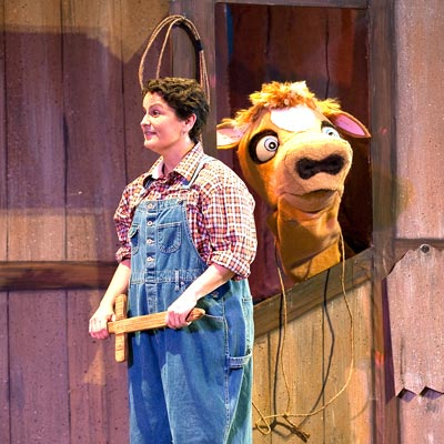 """Virginia Rep On Tour To Present """"Jack and the Beanstalk"""" At The Kelsey Theatre"""