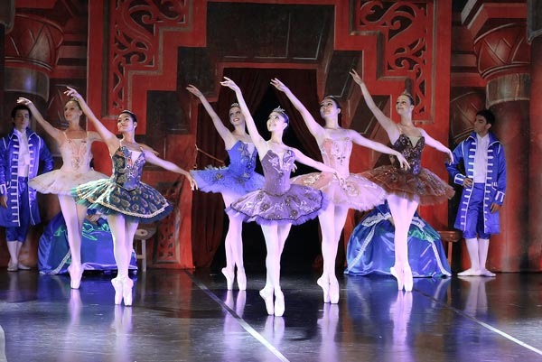 "Atlantic City Ballet Presents ""Sleeping Beauty"" With Local Guest Stars"