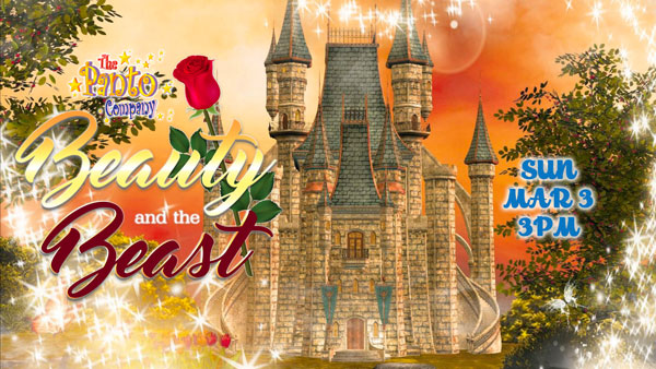 """The Panto Company Presents """"Beauty and the Beast"""" at The Newton Theatre"""