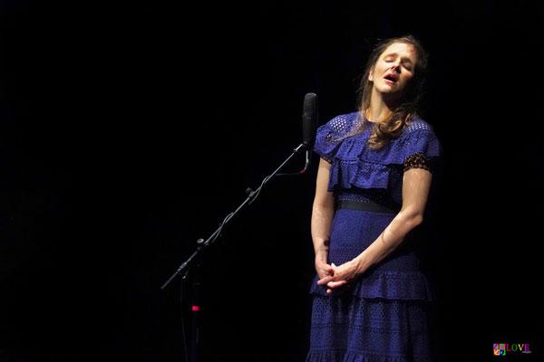 Béla Fleck and Abigail Washburn LIVE! at the Grunin Center