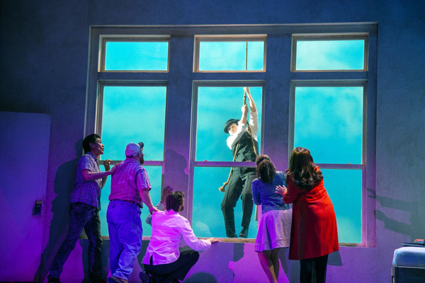 "REVIEW: ""Benny & Joon"" at Paper Mill Playhouse"
