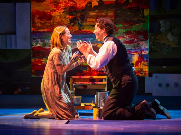 "Paper Mill Playhouse Presents ""Benny & Joon"""