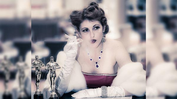 """Bette Davis Ain't For Sissies"" Comes To The Grunin Center"