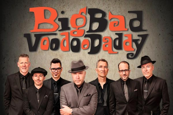 Big Bad Voodoo Daddy To Perform At The Newton Theatre