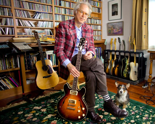 Bill Frisell To Headline the 8th Les Paul Festival Concert at Ramapo College