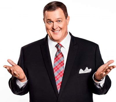 Newton Theatre Presents Billy Gardell