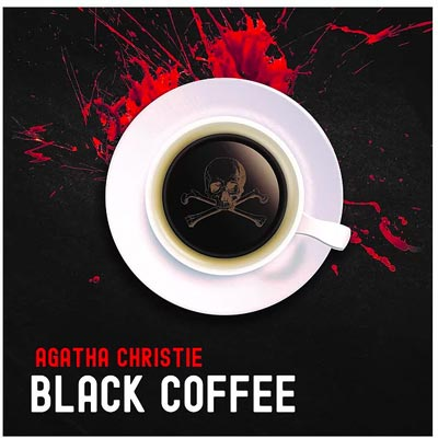 """Monmouth Players To Present Agatha Christie's """"Black Coffee"""""""