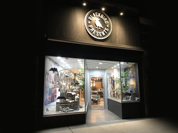 Blackbird Presents To Sell Tickets To Stone Pony Events From Its Boutique Store