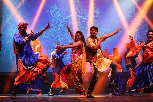 State Theatre New Jersey Presents Taj Express: The Bollywood Musical Revue