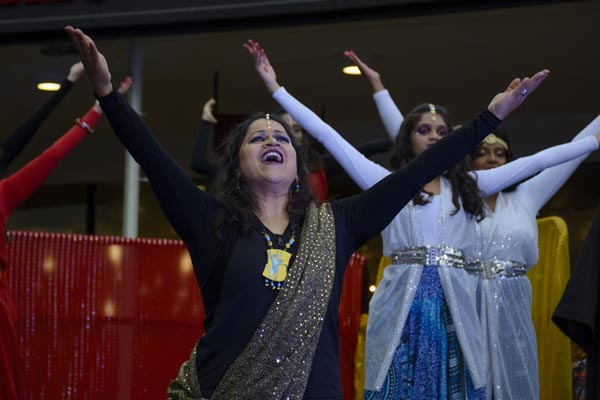 The Arts Council of Princeton and Princeton Shopping Center Present An Evening With Bollywood