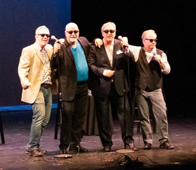 """""""The Boomer Boys"""" Comes To Tim McLoone's Supper Club"""