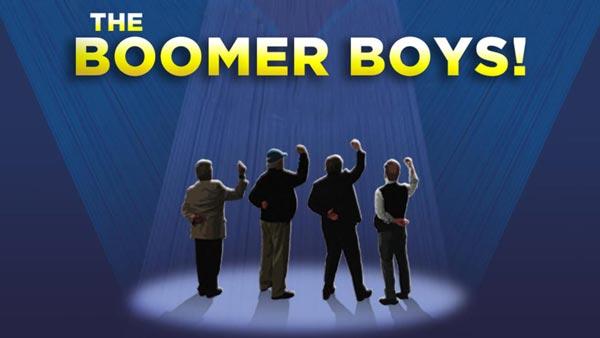 Grunin Center Presents The Boomer Boys