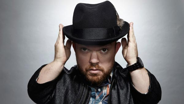 "Brad Williams Performs ""Comedy For A Cause"" At Grunin Center"