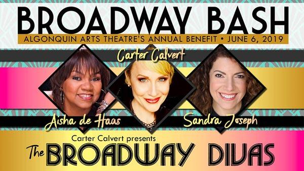 Carter Calvert presents The Broadway Divas! A Benefit for Algonquin Arts Theatre