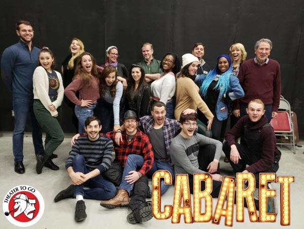 "Theater to Go at Kelsey Theatre presents ""Cabaret"""