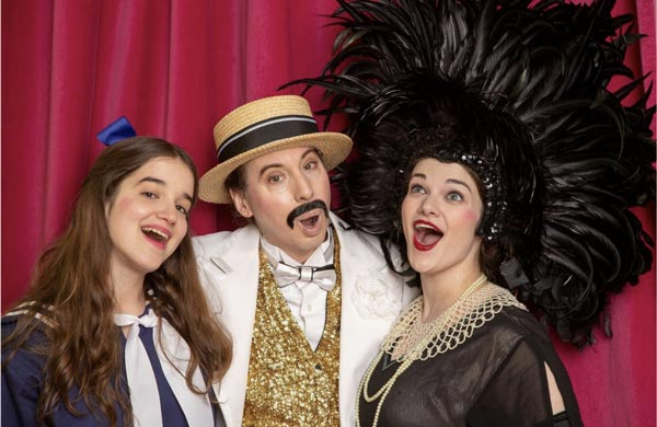 The Mid-Atlantic Center for the Arts & Humanities presents REV's Vaudeville