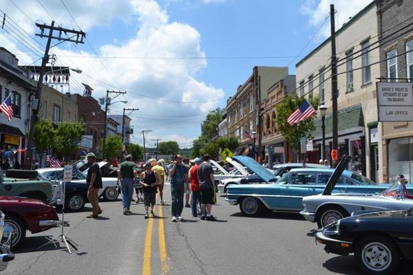 12th Annual Atlantic Highlands Chamber of Commerce Classic Car Show to Be Held Saturday, June 15