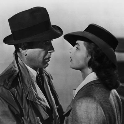"Hopewell Theater Hosts Special Valentine's Screening of ""Casablanca"" With Supper"