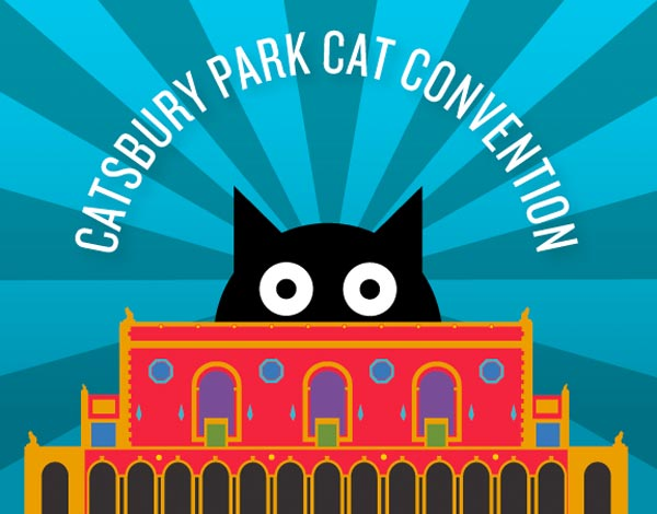 Catsbury Park Cat Convention To Take Place In April
