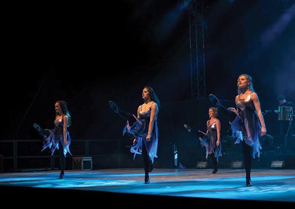 Kean Stage Presents Irish Dance With Murphy's Celtic Legacy