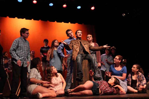 Centenary Stage Company's Young Performers Workshop Presents 2019