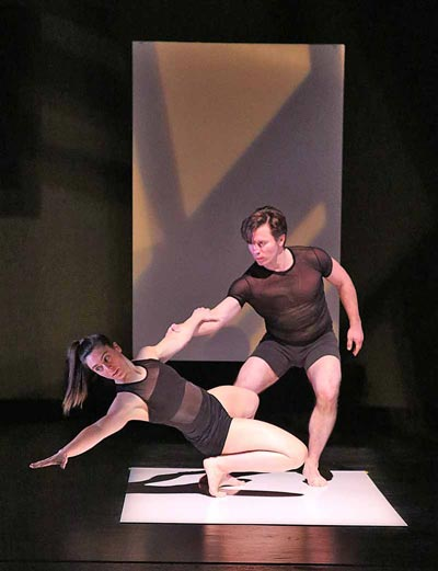 Centenary Stage Company Presents moe-tion dance theater