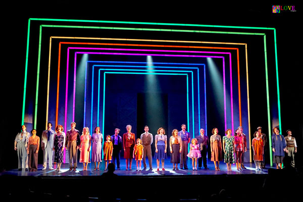 """I Didn't Want It to End!"" Chasing Rainbows: The Road to Oz at Paper Mill Playhouse"