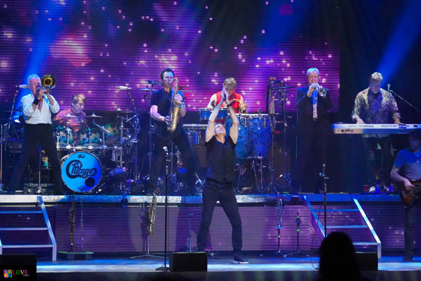Fans Weigh In as Chicago Performs LIVE! at BergenPAC