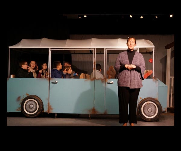 "Somerset Valley Players Presents ""The Christmas Bus"""