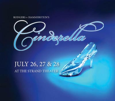 """BCCT presents Rodgers & Hammerstein's """"Cinderella"""" at The Strand"""