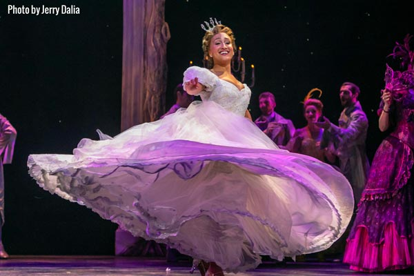 """Cinderella"" is Filled with Music and Magic"