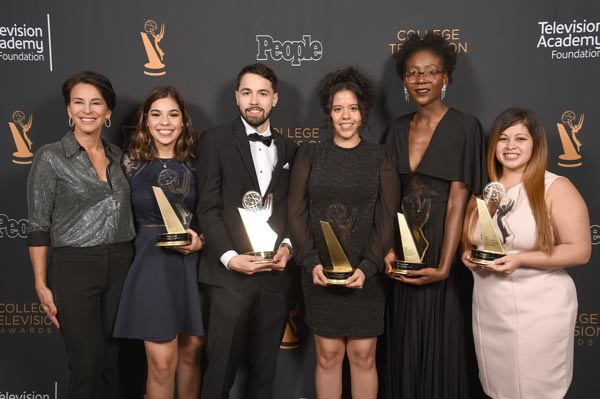 Montclair State University Students Win 2 College Television Awards in Hollywood