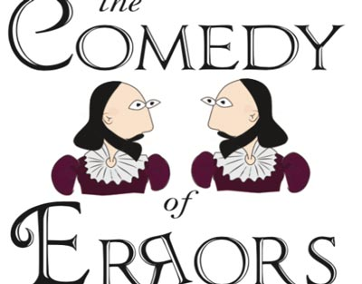 "Trilogy Repertory Offers Shakespeare's ""The Comedy of Errors"" at Pleasant Valley Park"