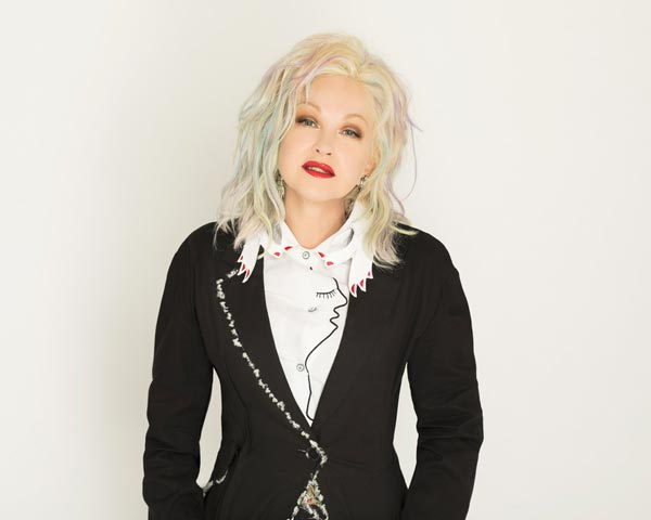 Cyndi Lauper Receives The High Note Global Prize On December 10th