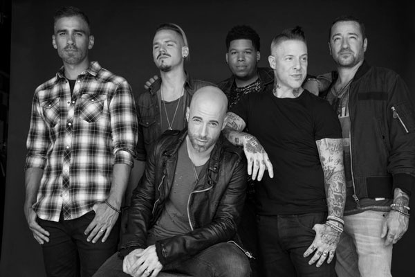 UCPAC Presents Daughtry on October 19