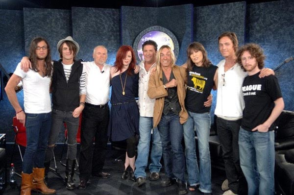 """The Pretenders With Friends"" Recorded In AC"