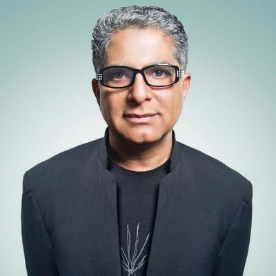 Paramount Theatre Presents Deepak Chopra: The Nature Of Reality